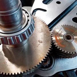 Ajustes de Piñonería - SERVIRINORTE | Diseño e Ingeniería Mecánica y Metalmecánica