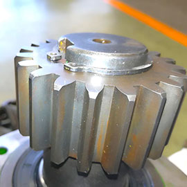 Ajustes Mecánicos de Componentes