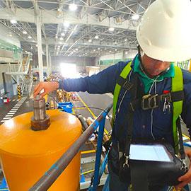 Ensayos No Destructivos - SERVIRINORTE | Ingeniería Mecánica y Metalmecánica