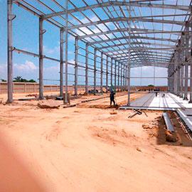 Fabricación de Estructuras Metálicas - SERVIRINORTE | Ingeniería Mecánica y Metalmecánica