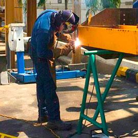 Fabricación de Estructuras Metálicas - SERVIRINORTE